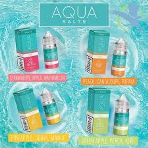 Aqua Salt E Liquid
