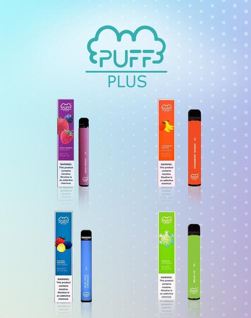PUFF PLUS |  Puff Disposable