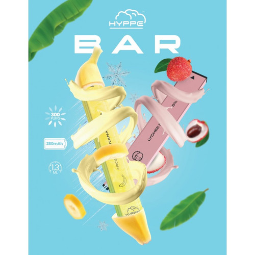 Hyppe Bar Disposable Pod Device