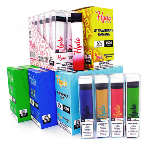Hyde Edge Disposable (Vape Full) Box 10 Units
