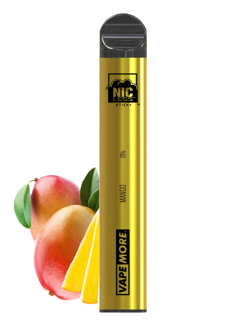 Nic Less Plus 0mg Vape 2000 puffs Full Box l 10 Units l