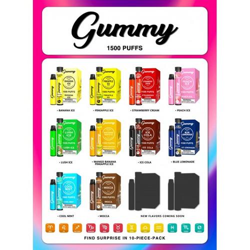 Gummy Disposable Vape 5%
