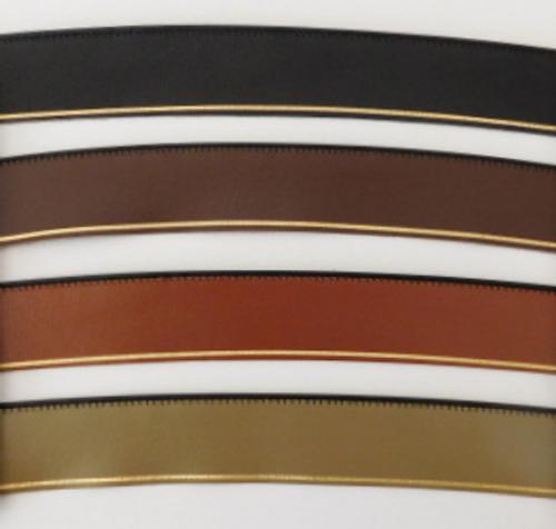 Premium Grade Leather Sweatbands
