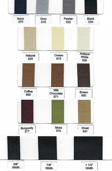100% Polyester Ribbon - MADE IN THE USA