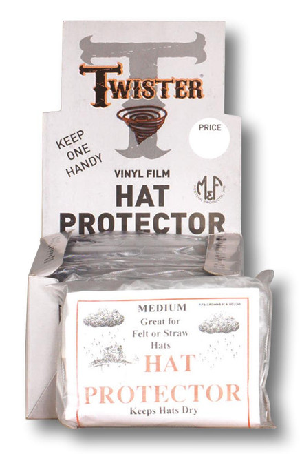 "M&F Western Products Hat Cover Crown Height - 6"" and below"