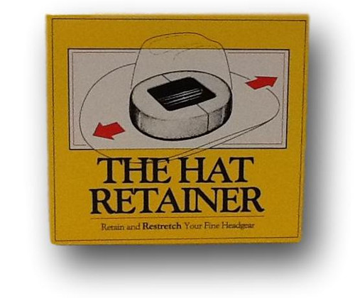 The Hat Retainer