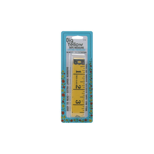 "Collins Big Yellow Tape Measure 3/4""X 60"""