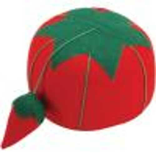 Dritz Large Tomato Pin Cushion W/Strawberry Emery