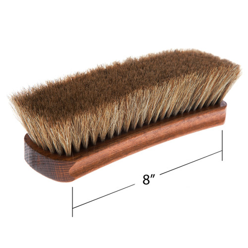 "Hat Brush - Large 8"" - dark"