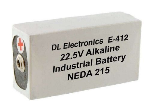 Eveready 412 Replacement Battery