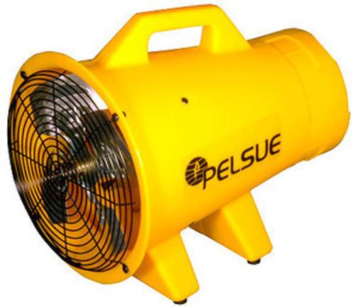 Blower/Ventilator Plastic 115VAC