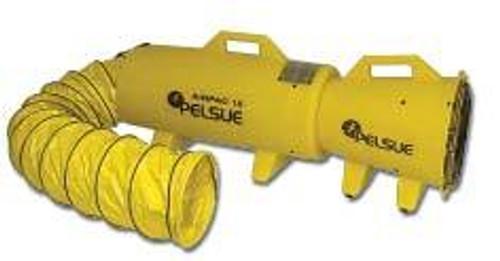 Blower/Ventilator Plastic w/AIRPAC15 115VAC