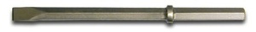 """Chisel Point 1"""" Wide Blade 14"""" 1-1/8"""" HEX use w/11004096"""