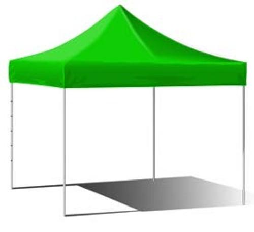 Tent Canopy 10'W x 10'L x  8'H Yellow