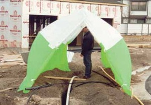 Tent Trench 16' x 30' x 10'