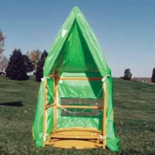 Tent Manhole 3' x 3' x 6' w/case