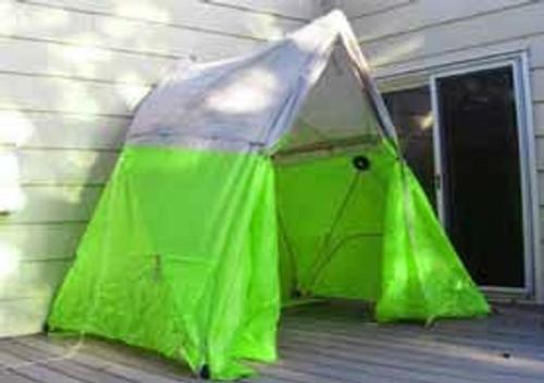 Tent FTTP Splicing 5.7'W x 4.6'D x 6.5'H