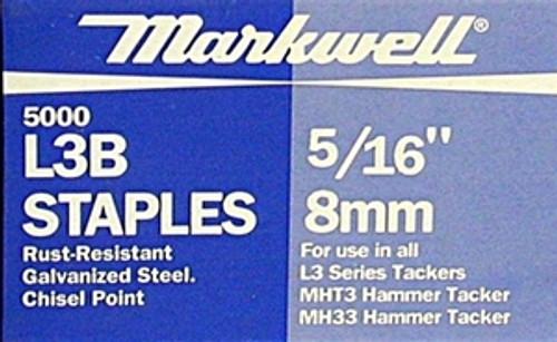 Staple SteelL 5/16 L3B QUIN Pk