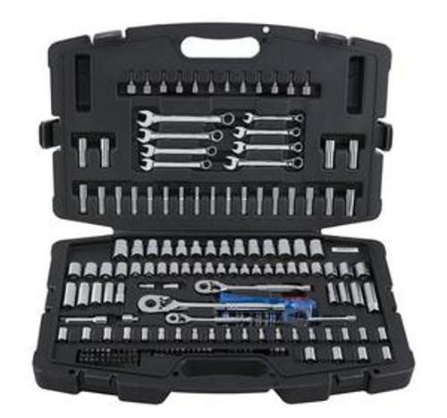 "Wrench Set Mechanics 1/4"" 3/8"" 1/2"" Dr 201 Pc"