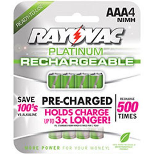 Battery 1.5V AAA NIHM  PL724-4 (4/Pk)