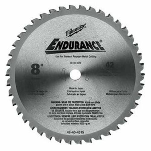 "Circular Saw Bl Metal Cut 8"" 42T"