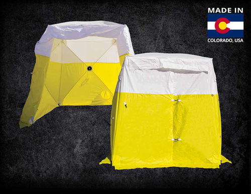 Pelsue Interlocking Series Work Tents