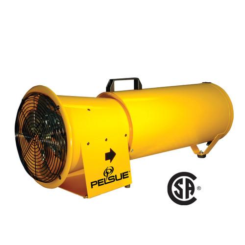 Pelsue Steel Axial Blower