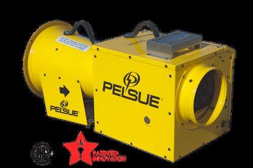 Pelsue In-Line Confined Space Heater