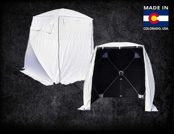 Pelsue SolarShade® Fiber Splicing Tent