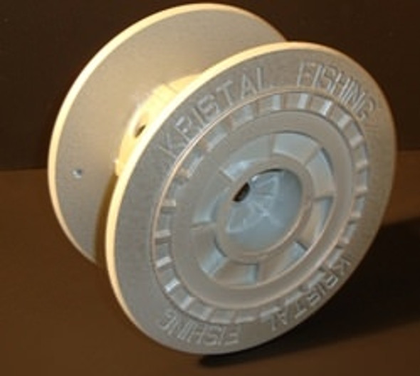 Kristal Large Aluminum Spare Spool with Handle