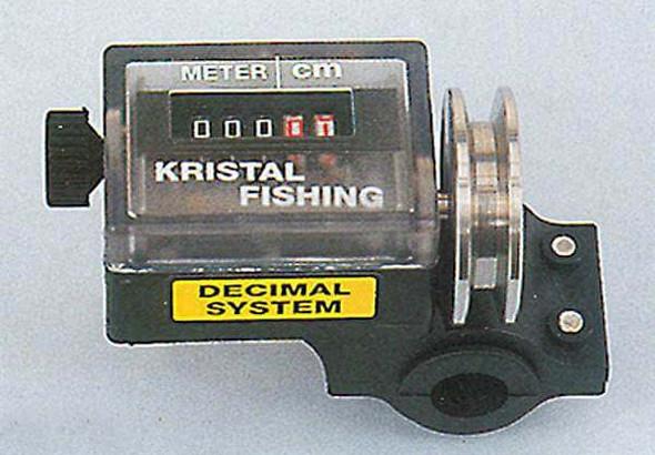 Kristal Line Counter - Meters