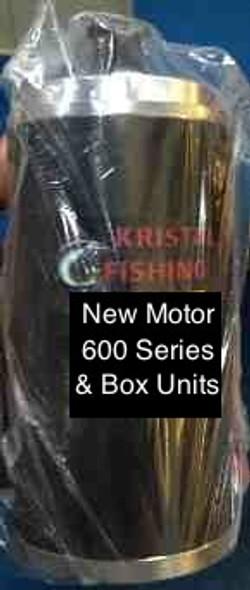 Kristal XF 651 & 655 Motor