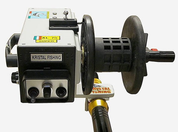 Kristal XL 75 Super Variable Speed Electric Reel