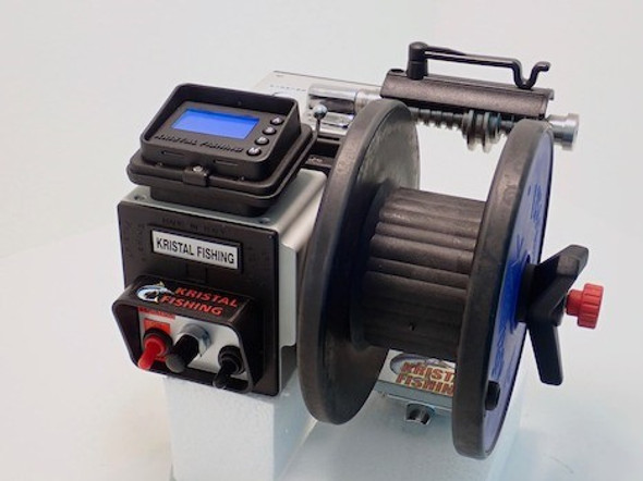 Kristal XL 75 Super Programmable Electric Reel - Super Drag