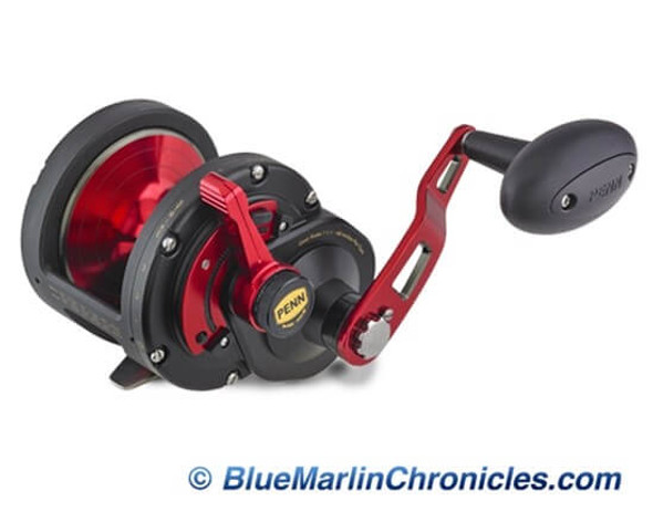 Penn Fathom 7:1 Gear Ratio Lever Drag Reel
