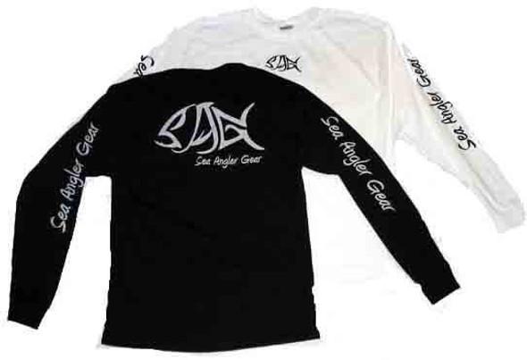 Sea Angler Gear Logo T Shirt