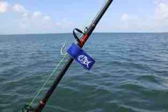Sea Angler Blue Line Grips