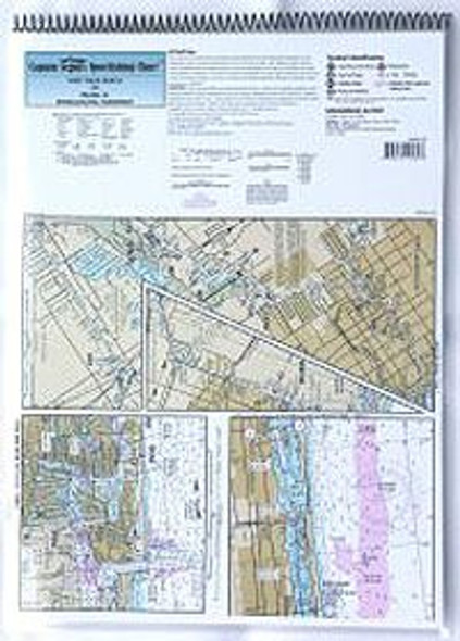 Captain Segull Chart No WM132 ICW: West Palm Beach to Miami, FL