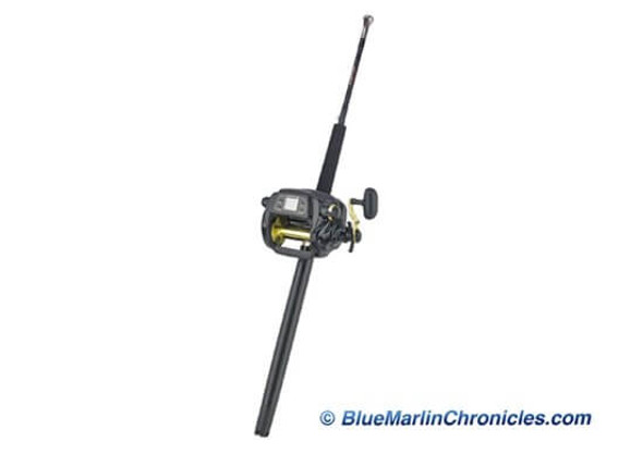 Daiwa Tanacom 1000 Electric Kite Reel Combo
