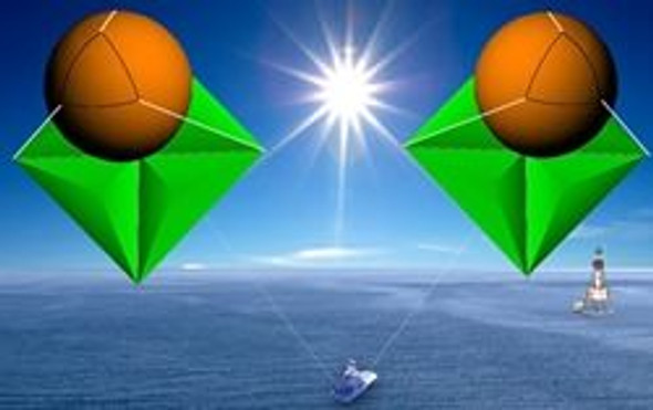 Kite Thong & 10 Helium Balloons