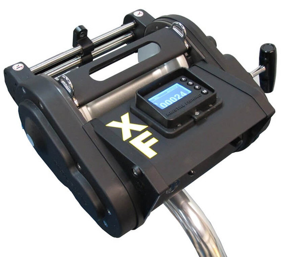 Kristal XF 655 DM Broadbill Programmable 24 Volt Electric Reel