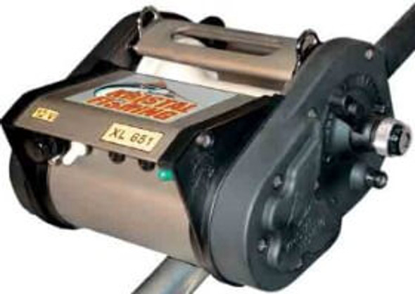 Kristal XL 651 Electric Deep Drop & Dredge Reel