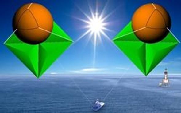 Kite Thong 4 Strap For Helium Balloons