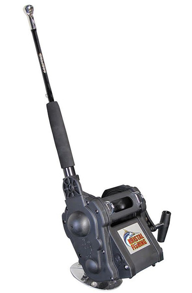 Kristal XL 601 M Electric Kite Reel Combo