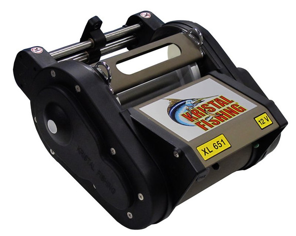 Kristal XL 655 LW Variable Speed Reel with Level Wind