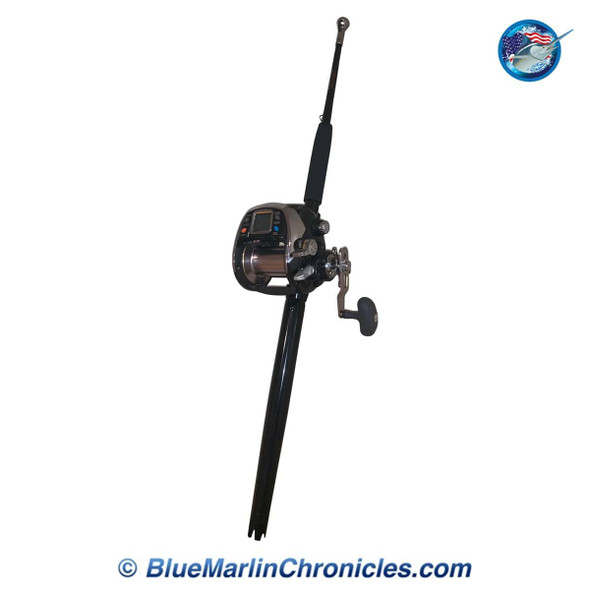 Banax Kaigen 1000 Electric Kite Reel & Kite Rod Combo