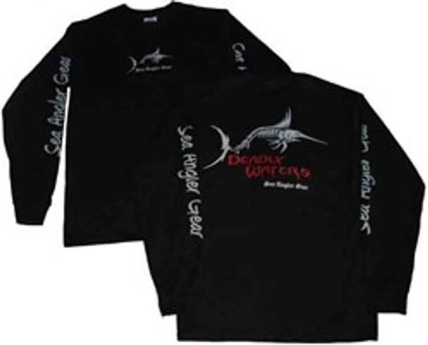 Deadly Waters Long Sleeve Fishing Shirt