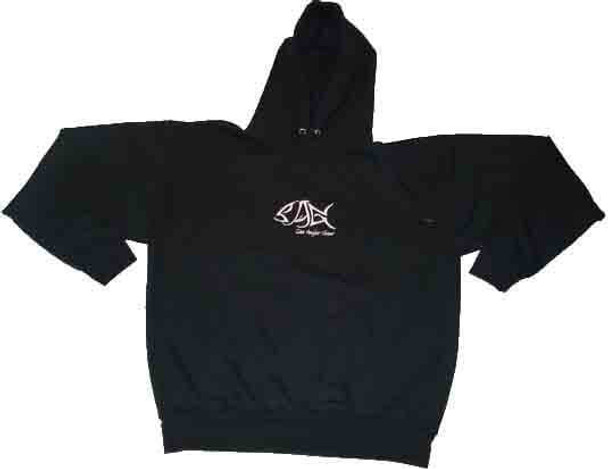 Sea Angler Gear Embroidered Hooded Shirt