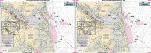 Captain Segull Chart No MER304 Merimack River, MA