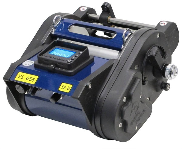 Kristal XL 655 D LW Variable Speed Electric Level Wind Reel